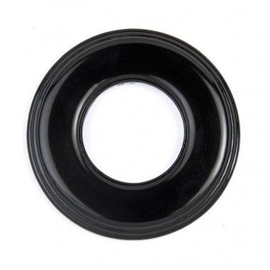 Noir d/écoratifs en fonte M/étal Dessous de Plat par Trademark Innovations 1 Trivet noir