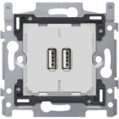 Mécanisme prise USB double...