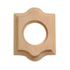 Plaque 1 poste bois hêtre...