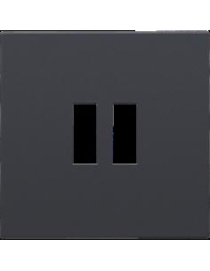 Enjoliveur prise USB double...