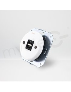 Prise chargeur USB 5V 2.6A...