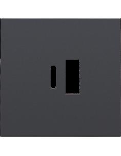 Enjoliveur prise USB A +...