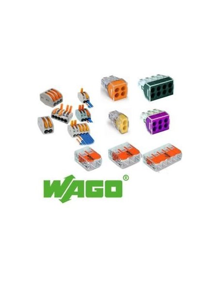 Bornes automatiques WAGO
