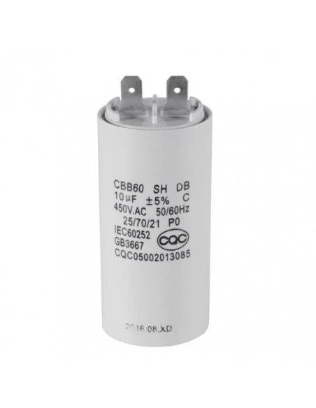 Condensateurs pour moteurs
